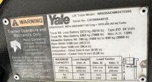 2004 Yale NR035 Reach Forklift