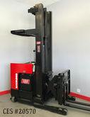 Raymond R40TT Reach Forklift 26
