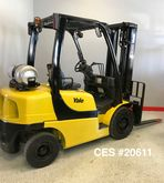 Yale GLP050 Pneumatic Forklift