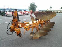 1995 Huard M 120 Plough