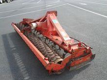 1998 Kuhn HR 4002 D Rotary harr