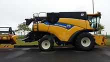 2012 New Holland CR 9070 ELEVAT