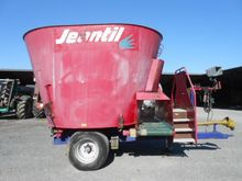 2002 Jeantil VM 15 Mixer