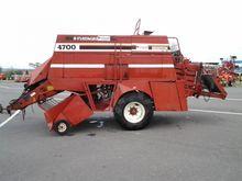 1988 Hesston - Fiatagri 4700 La