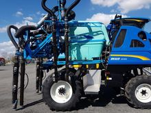 2014 Berthoud SUPAIR Sprayer