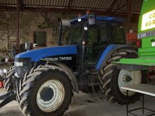 2001 New Holland TM165 Farm Tra