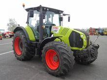 2013 Claas ARION 650 Cebis Farm