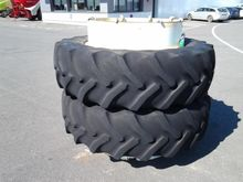 Ermas Twin wheels : 480/70R38