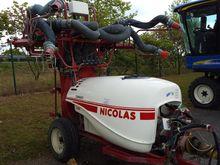2003 Nicolas TORNADO Sprayer
