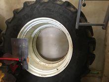 Sodijantes Twin wheels : 520/85