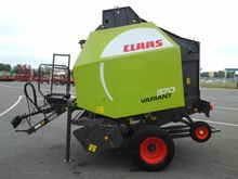 2012 Claas Variant 370 Round ba