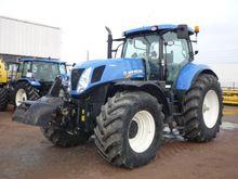 2012 New Holland T7-250 AC Farm