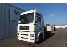 2002 MAN 18.413 FLS - Manual |