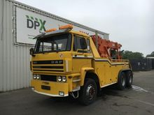 1977 DAF 2500 - TOW TRUCK - 6x6