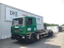 1992 DAF 95 ATi 330 ROLL OF TIP