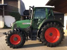 Used 2011 Fendt 411