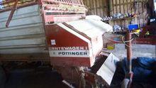 1980 Pöttinger harvesting vehic