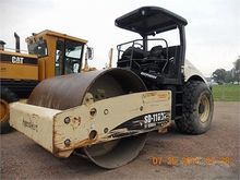 2005 INGERSOLL-RAND SD116DX TF