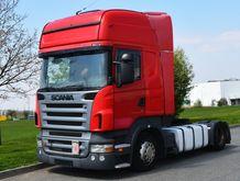 2006 Scania R 420 lowdeck