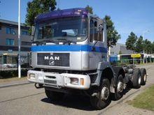 1999 MAN 35-403 8x8