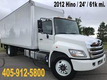 2012 HINO 2200 HS