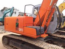 2008 Hitachi EX 120-1