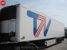 2002 CHEREAU FRIGO + CARRIER VE