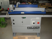 Edge banding machine fields P20