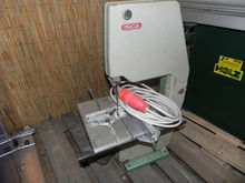 Used bandsaw Inca in