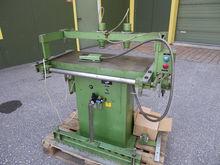 Panhans Dowel Machine