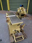 Used Planer mill wit