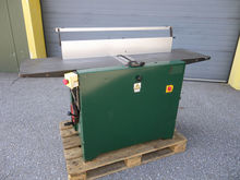 Used Jointer planer