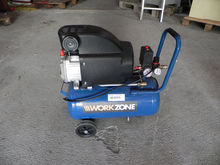 Used Work Zone compr