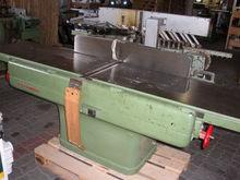 Zuckermann Abrichthobelmaschine