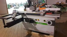 Format circular saw-milling cut