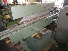 Holzher edge banding machine