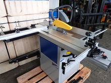 Format circular saw machine