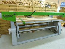 Fields belt grinding machine