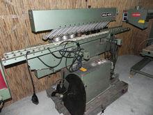 Holzher edge gluing device