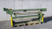 Used Long belt sande