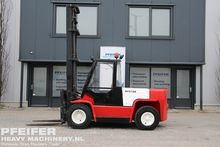 Used 1996 HYSTER H7.