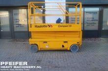 Used 2002 HAULOTTE C