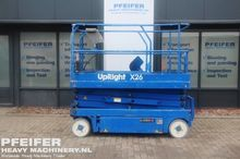 Used 2008 UPRIGHT X2