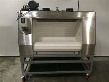 """Belt Coater 38"""" wide with Drip"""