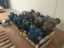 Blackmer Model NPF3 Jacketed Ch