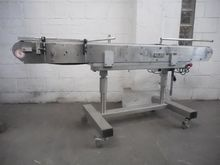 Stainless steel belt conveyor -