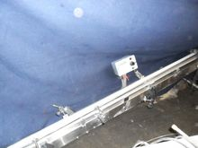 Stainless steel belt conveyor -