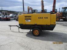2005 ATLAS COPCO XAS136DD