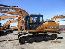 Used 2014 CASE CX210
