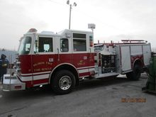 1999 PIERCE FIRE/RESCUE G16A497